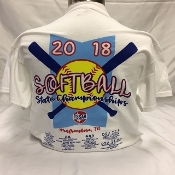 2018 Softball White SST