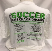 2018 Girls Soccer White SST