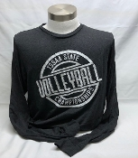 2019 Volleyball Grey LST