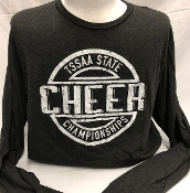 2019 Cheer Gray LST
